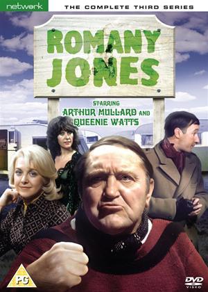 Rent Romany Jones: Series 3 Online DVD Rental