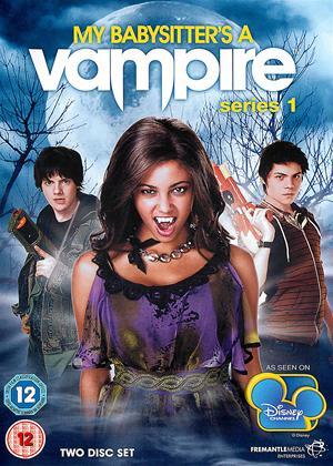 Rent My Babysitter's a Vampire: Series 1 Online DVD Rental