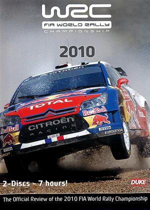 Rent World Rally Review: 2010 Online DVD Rental