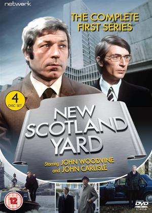 Rent New Scotland Yard: Series 1 Online DVD Rental