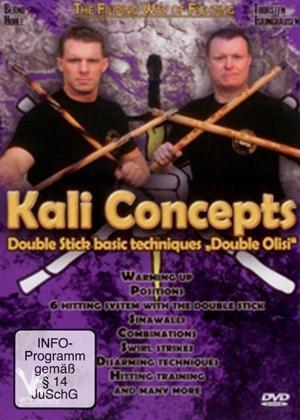 Rent Kali Concepts Double Stick basic techniques: Double Olisi Online DVD Rental