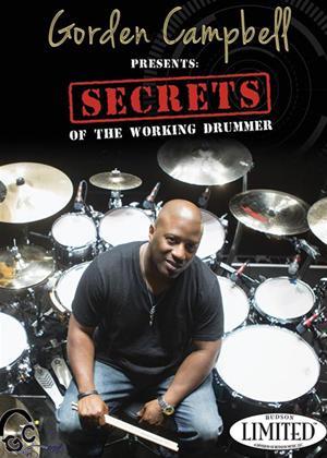 Rent Gorden Campbell: Secrets of the Working Drummer Online DVD Rental
