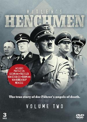 Rent Hitler's Henchmen: Vol.2 Online DVD Rental