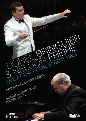 Rent Lionel Bringuier and Nelson Freire: Live at the Royal Albert Hall Online DVD Rental