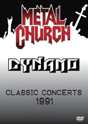 Rent Metal Church: Dynamo Classic Concert 1991 Online DVD Rental