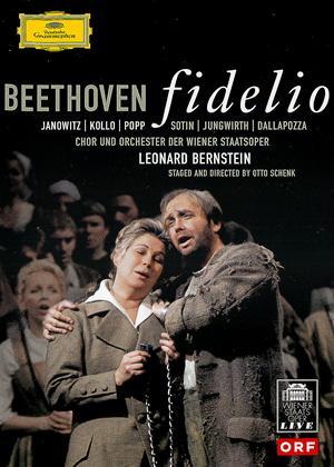 Rent Fidelio: Wiener Staatsoper (Bernstein) Online DVD Rental
