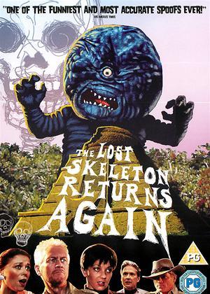 Rent The Lost Skeleton Returns Again Online DVD Rental