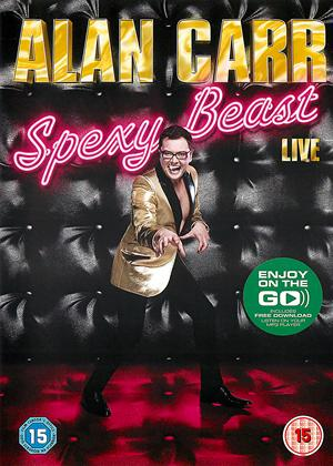 Rent Alan Carr: Spexy Beast: Live Online DVD Rental
