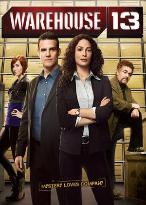 Warehouse 13 Online DVD Rental