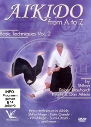 Rent Aikido A-Z: Vol.2 Online DVD Rental