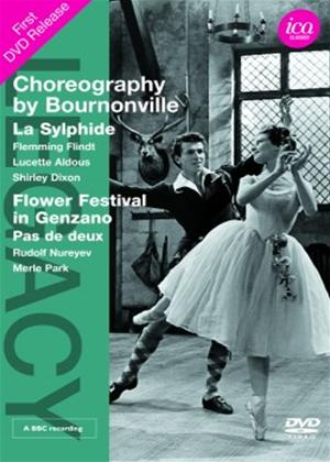 Rent Choreography by Bournonville Online DVD Rental