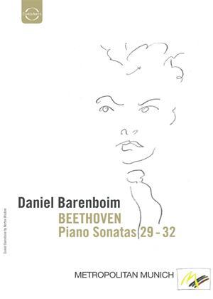 Rent Daniel Barenboim: Beethoven Piano Sonatas: Vol.5 Online DVD Rental