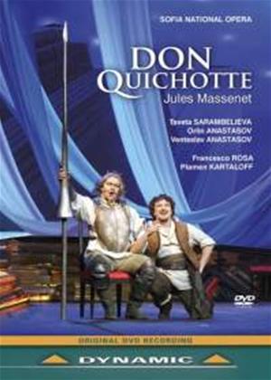 Rent Don Quichotte: Sofia National Opera (Rosa) Online DVD Rental