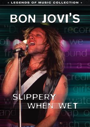 Rent Bon Jovi: Slippery When Wet Online DVD Rental