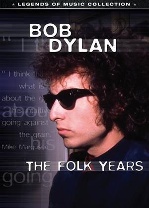 Rent Bob Dylan: The Folk Years Online DVD Rental