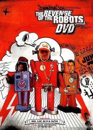 Rent Def Jux: Revenge of the Robots Online DVD Rental
