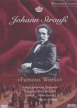 Rent Johann Strauss: Famous Works Online DVD Rental