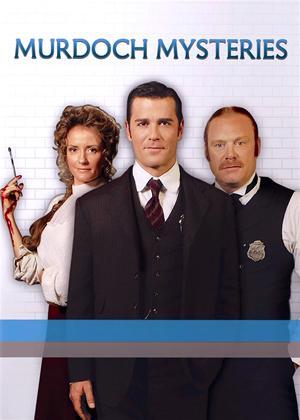 Murdoch Mysteries Online DVD Rental