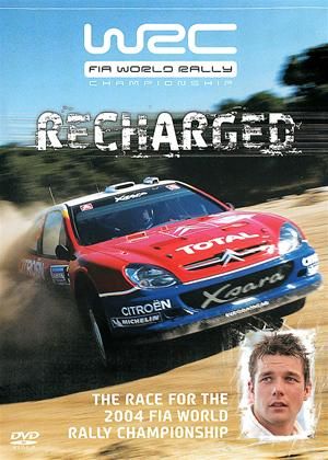 Rent FIA World Rally Championship 2004: Recharged Online DVD Rental