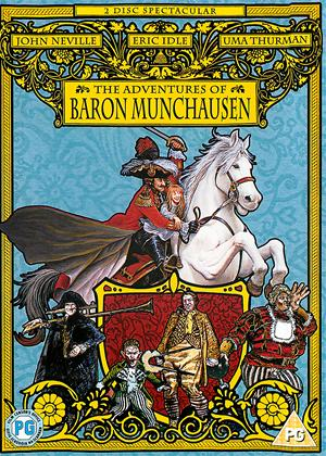 Rent The Adventures of Baron Munchausen Online DVD Rental