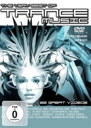 Rent The Very Best of Trance Music Online DVD Rental