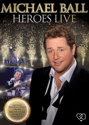 Rent Michael Ball: Heroes Live Online DVD Rental