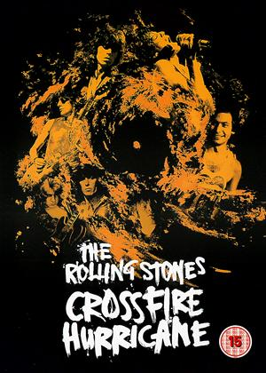 Rent The Rolling Stones: Crossfire Hurricane Online DVD & Blu-ray Rental