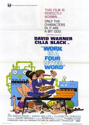 Rent Work Is a Four Letter Word Online DVD Rental