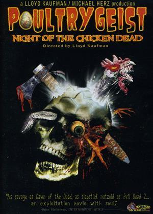 Rent Poultrygeist: Night of the Chicken Dead Online DVD Rental
