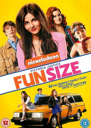 Rent Fun Size Online DVD Rental