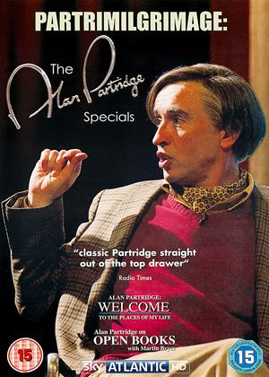 Rent Alan Partridge: Partrimilgrimage - The Specials Online DVD Rental