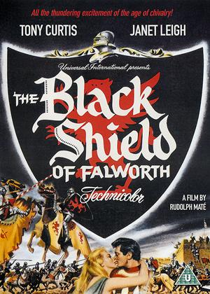 Rent The Black Shield of Falworth Online DVD Rental
