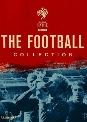 Rent British Pathe Football Collection Online DVD Rental