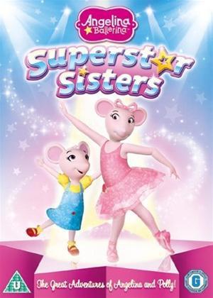 Rent Angelina Ballerina: Superstar Sister Online DVD Rental