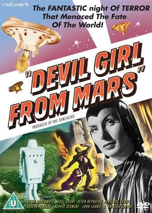 Rent Devil Girl from Mars Online DVD Rental