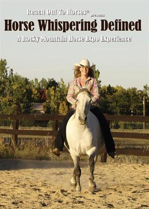 Rent Horse Whispering Defined Online DVD Rental