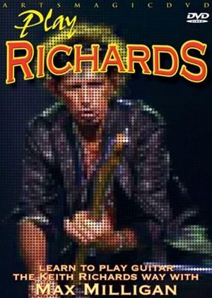 Rent Learn to Play Richards Online DVD Rental