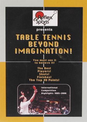 Rent Table Tennis: Beyond Imagination Online DVD Rental