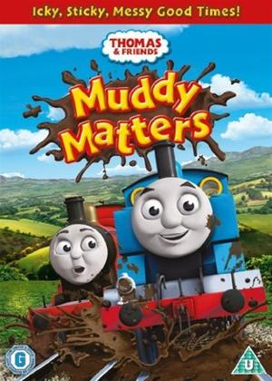 Rent Thomas the Tank Engine and Friends: Muddy Maters Online DVD Rental