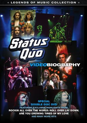 Rent Status Quo: Videobiography Online DVD Rental