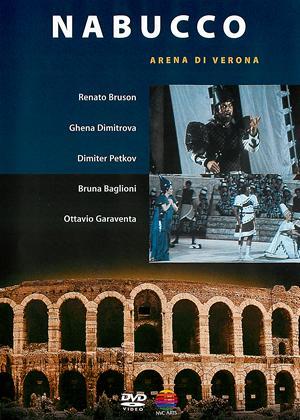 Rent Nabucco: Arena Di Verona (Giuseppe Verdi) Online DVD Rental