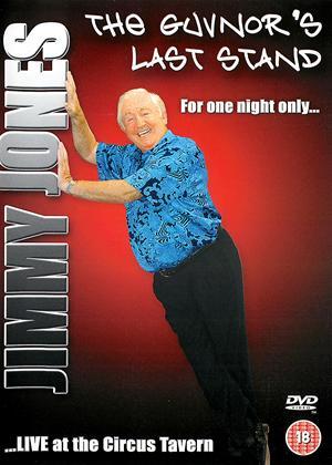 Rent Jimmy Jones: The Guvnor's Last Stand Online DVD Rental