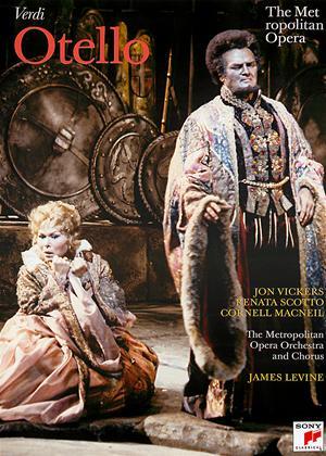 Rent Otello: The Metropolitan Opera (Levine) Online DVD Rental