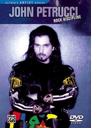 Rent Rock Discipline with John Petrucci Online DVD Rental