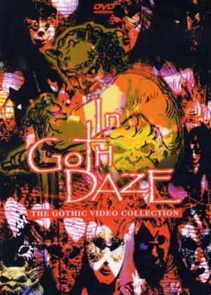 Rent In Goth Daze: The Gothic Video Online DVD Rental