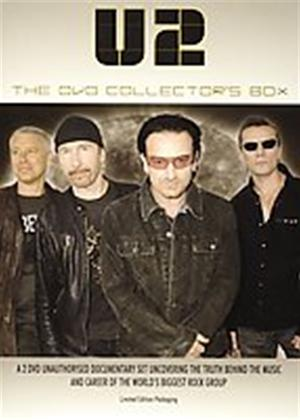 Rent U2: DVD Collector's Box Online DVD Rental