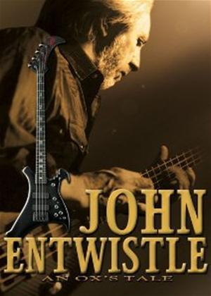 Rent John Entwistle: An Ox's Tale Online DVD Rental