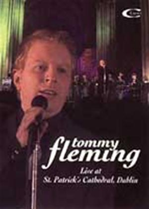 Rent Tommy Fleming: Live at St. Patrick's Cathedral Dublin Online DVD Rental