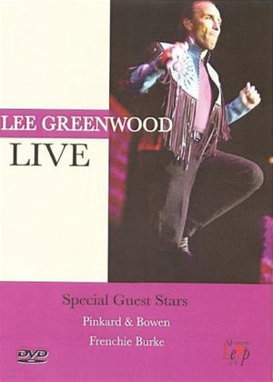 Rent Lee Greenwood Live Online DVD Rental