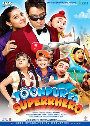 Rent Toonpur Ka Superhero Online DVD Rental
